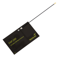 FXP290 915MHz 1.5dBi Flex PCB Antenna, 100mm 1.13