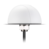 Pantheon MA700 3-in-1 White Permanent Mount GPS/GLONASS/Galileo 4G LTE Wi-Fi Antenna Ø145*82mm