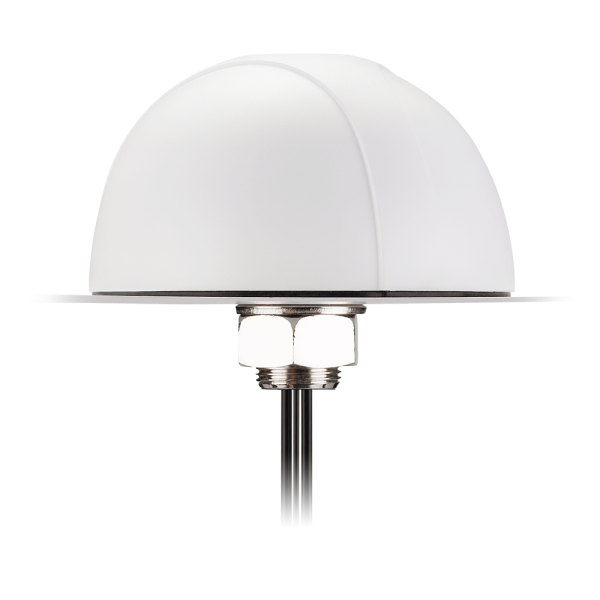 Pantheon MA710 White 3-in-1 Permanent Mount GPS/GLONASS/Galileo 4G/3G/2G 2xMIMO Antenna Ø145*82mm 1