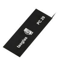 PC29 3G/2G Cellular FR4 PCB Antenna, IPEX MHFI, 100mm Ø1.13
