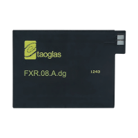 FXR.08.A.dg NFC Flex Antenna with Ferrite Layer 53.34*37.3*0.24mm