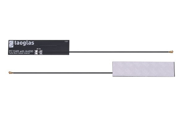 PC104R 2G/3G FR4 PCB Antenna with Diagnostic Resistor