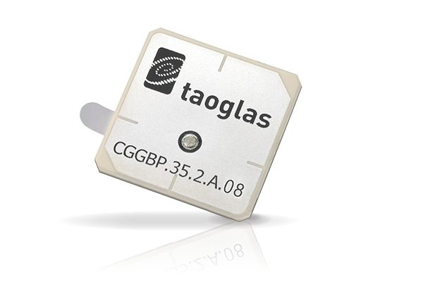 Low Profile, High-Performance GNSS Antenna