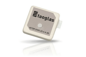 Image for Terrablast WTSP.2400.25.4.A.40 25mm Embedded 2.4 GHz Patch Antenna