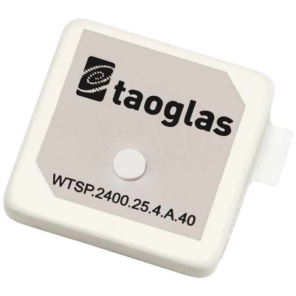 Terrablast WTSP.2400.25.4.A.40 25mm Embedded 2.4 GHz Patch Antenna