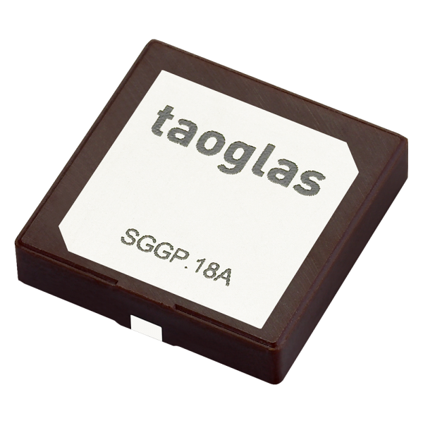 SGGP.18.4.A.08 GPS/GLONASS/GALILEO SMD 18*18*4mm Mount Patch