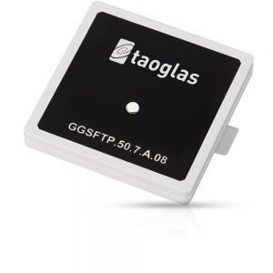 Image for GGSFTP.50.7.A.08 GPS L1,L2 Single Feed Stacked 50mm Terrablast Patch