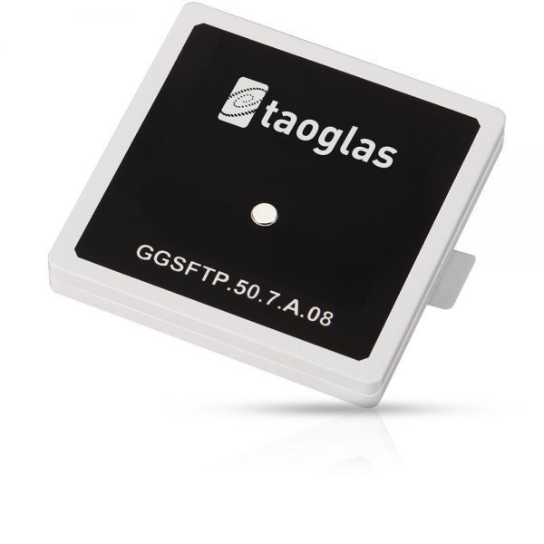GGSFTP.50.7.A.08 GPS L1,L2 Single Feed Stacked 50mm Terrablast Patch 1