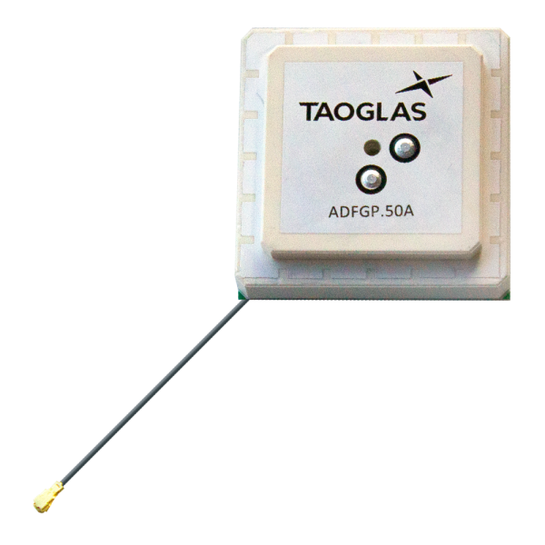 ADFGP.50A - Embedded Active GNSS Dual Stacked Patch Antenna 1