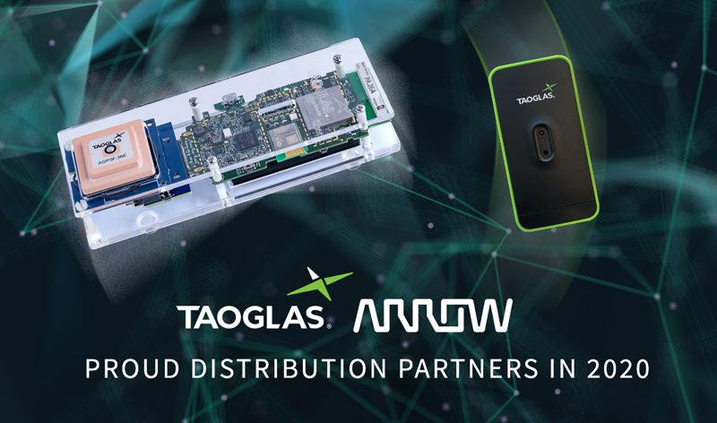Image for Arrow Electronics and Taoglas Join Forces to Boost IoT and AI Initiatives