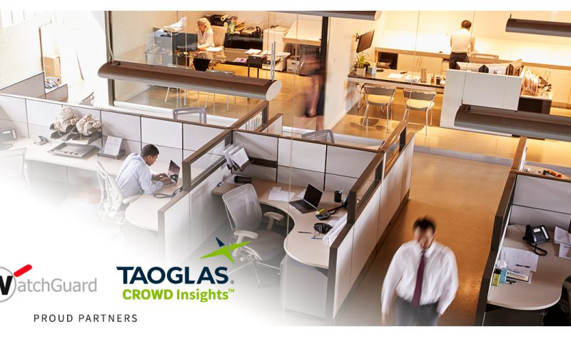 Image for Taoglas Adds New Wi-Fi Solutions Partner for its CROWD Insights Analytics Platform