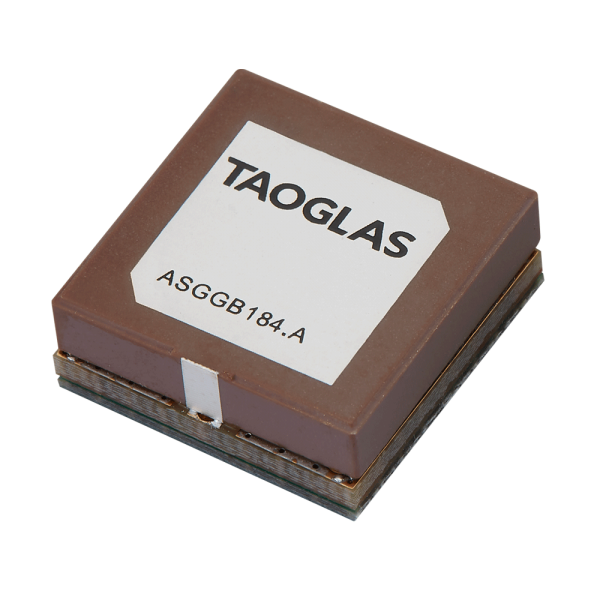 ASGGB184.A - Active GNSS Surface Mount 18mm Patch 1
