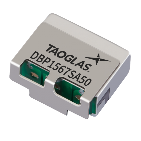 Airvu Series Dielectric Band Pass Filter for GPS/GLONASS/BeiDou applications, 1567MHz Centre Frequency 1