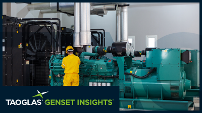 Image for Taoglas Launches IoT Enabled Genset Monitoring Solution for Next Generation Remote Generator Management
