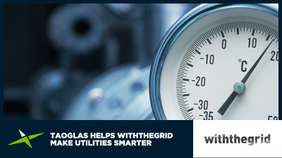 Image for Case Study: Taoglas Helps Withthegrid Make Utilities Smarter