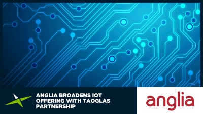 Image for Anglia broadens IoT offering with Taoglas partnership