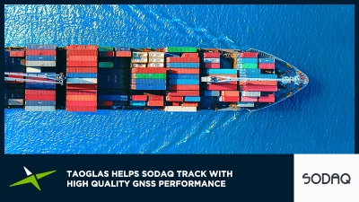 Image for Case Study: Taoglas helps SODAQ TRACK with high quality GNSS performance