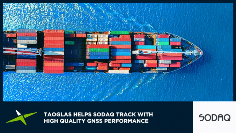 Case Study: Taoglas helps SODAQ TRACK with high quality GNSS performance 30